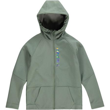 Dívčí softshellová bunda - O'Neill PG GIRLS SOFTSHELL - 1