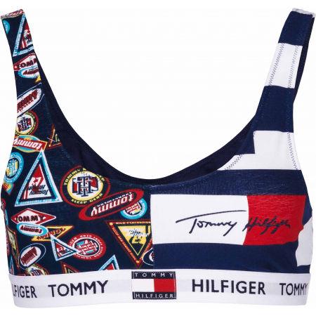 Tommy Hilfiger BRALETTE PRINT - Dámská podprsenka