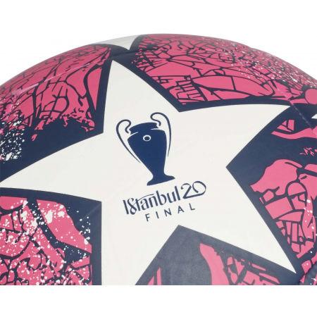 Fotbalový míč - adidas FINALE ISTANBUL CLUB - 4