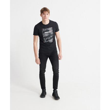 Pánské tričko - Superdry CHROMATIC TEE - 2