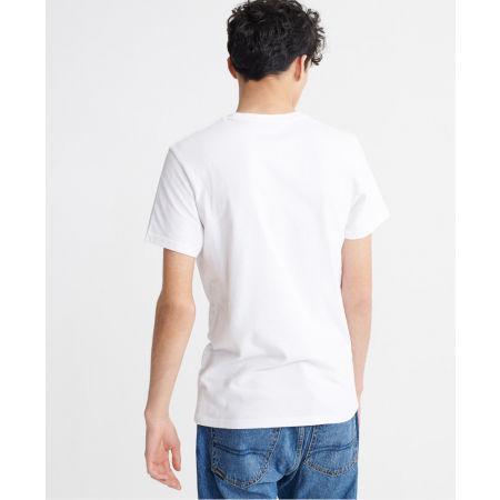 Pánské tričko - Superdry VL FADE T_SHIRT STORE TEE - 3