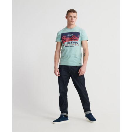 Pánské tričko - Superdry VL O TEE - 5