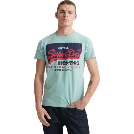 Superdry VL O TEE - Pánské tričko
