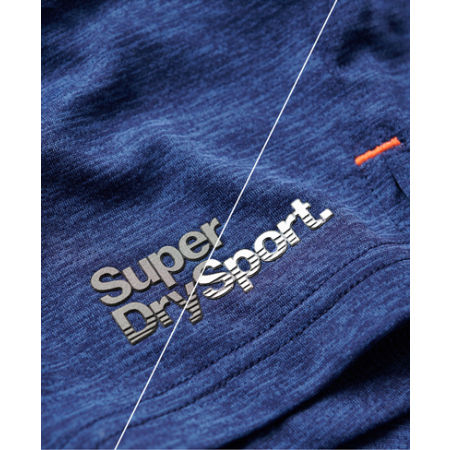 Pánské šortky - Superdry TRAINING SHORTS - 3