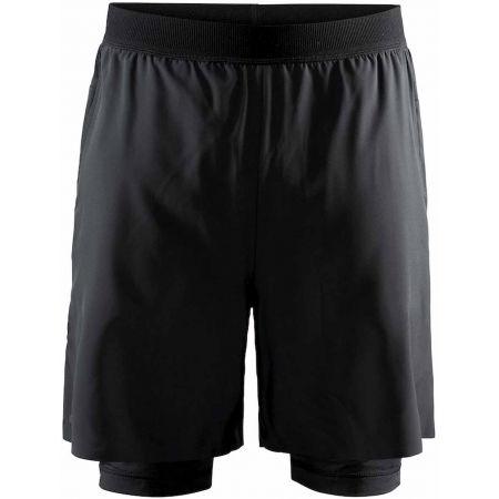 Pánské sportovní šortky - Craft VENT 2v1