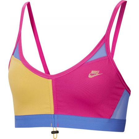 Nike INDY ICNCLSH TOGGLE BRA - Dámská sportovní podprsenka