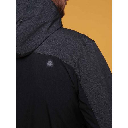 Pánská softshellová bunda - Loap LATRIC - 6