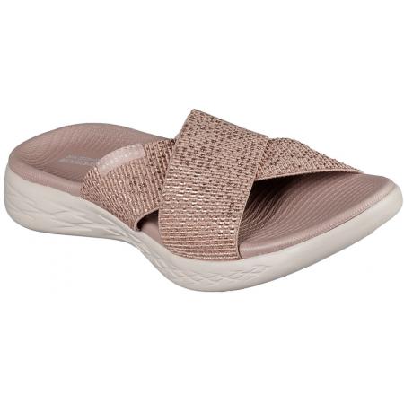 Skechers ON-THE-GO 600 - Dámské pantofle