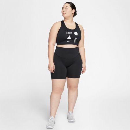 Dámská sportovní podprsenka plus size - Nike SWOOSH ICNCLSH PLUS BRA - 4