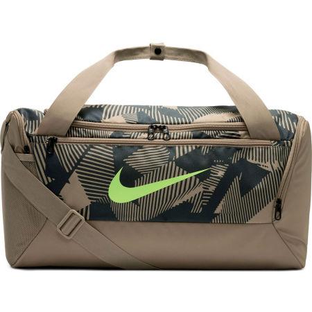 Sportovní dámská taška - Nike BRSLA S DUFF 9.0 AOP SP20 - 1