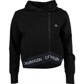 Calvin Klein FULL ZIP HOODIE - Dámská mikina