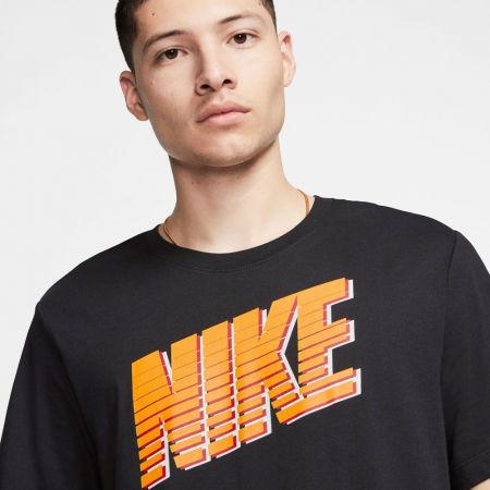 Pánské tričko - Nike NSW TEE NIKE BLOCK M - 5