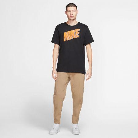 Pánské tričko - Nike NSW TEE NIKE BLOCK M - 6