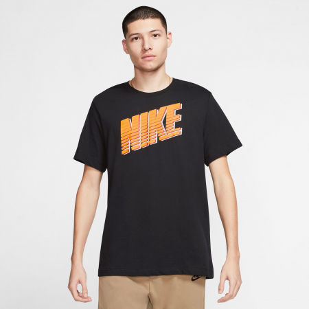 Pánské tričko - Nike NSW TEE NIKE BLOCK M - 3