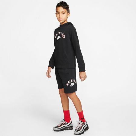Chlapecké kraťasy - Nike NSW RTL GOOD JSY SHORT B - 8