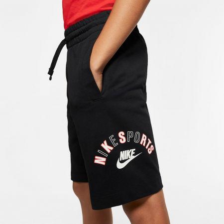 Chlapecké kraťasy - Nike NSW RTL GOOD JSY SHORT B - 5