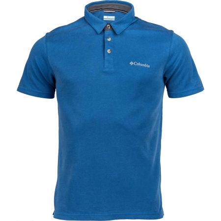 Columbia NELSON POINT POLO - Pánské triko