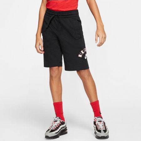Chlapecké kraťasy - Nike NSW RTL GOOD JSY SHORT B - 7