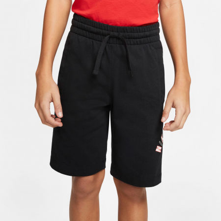 Chlapecké kraťasy - Nike NSW RTL GOOD JSY SHORT B - 4