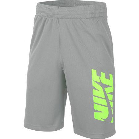Chlapecké tréninkové kraťasy - Nike HBR SHORT B - 1