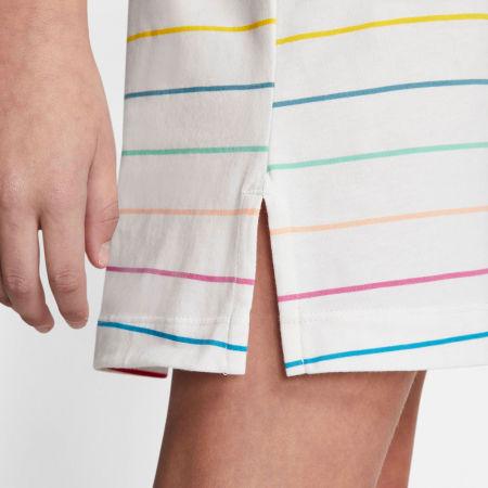 Dívčí šaty - Nike NSW DRESS POLO FB G - 6
