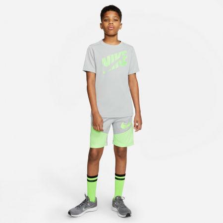 Chlapecké tréninkové tričko - Nike HBR + PERF TOP SS B - 6