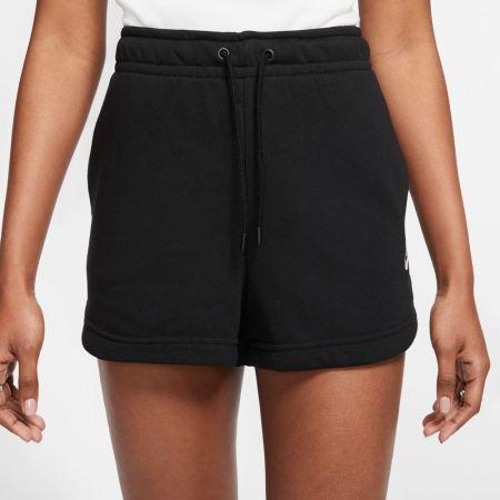 Dámské sportovní šortky - Nike NSW ESSNTL SHORT FT W - 4