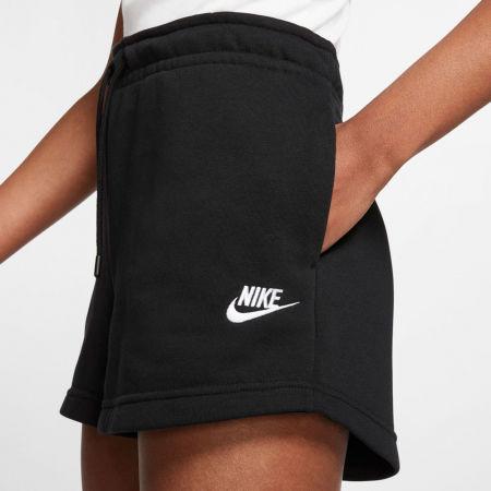 Dámské sportovní šortky - Nike NSW ESSNTL SHORT FT W - 5