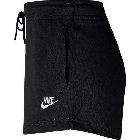 Dámské sportovní šortky - Nike NSW ESSNTL SHORT FT W - 2