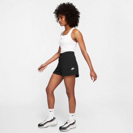 Dámské sportovní šortky - Nike NSW ESSNTL SHORT FT W - 9