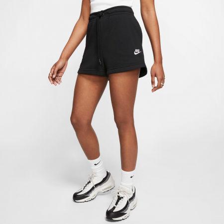 Dámské sportovní šortky - Nike NSW ESSNTL SHORT FT W - 8