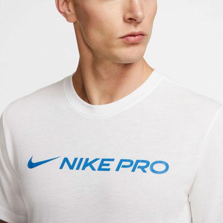 Pánské tréninkové tričko - Nike DRY TEE NIKE PRO M - 5