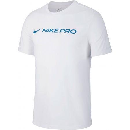 Pánské tréninkové tričko - Nike DRY TEE NIKE PRO M - 1
