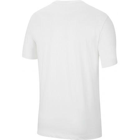 Pánské tričko - Nike NSW TEE NIKE BLOCK M - 2