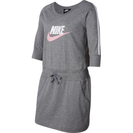 Nike NSW SPORTSWEAR GYM VINTAGE G - Dívčí šaty