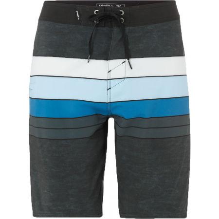 O'Neill PM HYPERFREAK HEIST LINE - Pánské šortky do vody