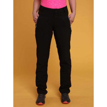 Dámské softshellové kalhoty - Loap URTHA - 2