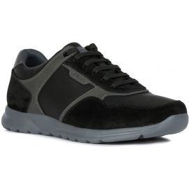 Geox U DAMIAN A - Pánská volnočasová obuv