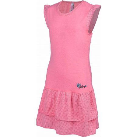 Dívčí šaty s volány - Lewro LASCO - 2