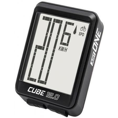 Bezdrátový tachometr - One CUBE 12.0 ATS - 4