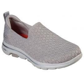 Skechers GO WALK 5 BRAVE - Dámské nazouvací boty
