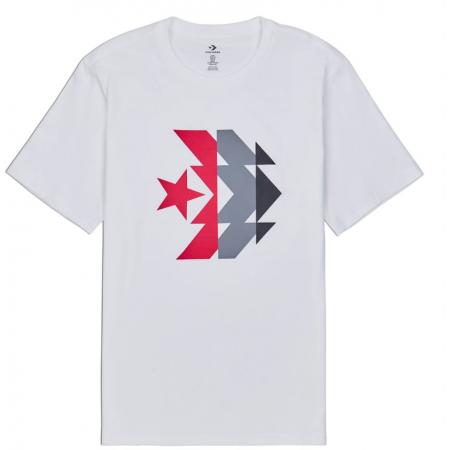 Pánské triko - Converse KALEIDOSCOPE STAR CHEVRON SS TEE