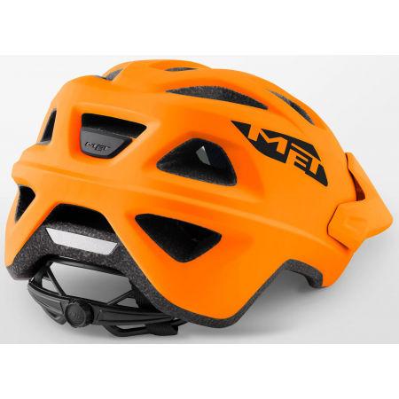 Cyklistická helma - Met ECHO - 3