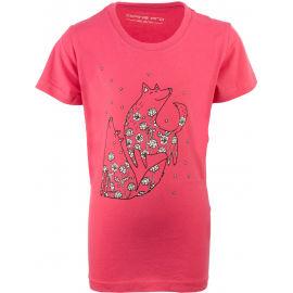 ALPINE PRO SADLERO - Dětské triko