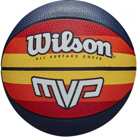 Wilson MVP MINI RETRO ORYE - Basketbalový míč