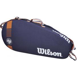 Wilson ROLAND GARROS TEAM 3 PACK - Tenisový bag