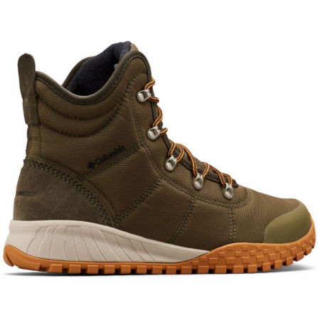 Pánská zimní obuv - Columbia FAIRBANKS OMNI-HEAT - 9