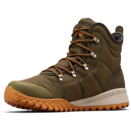 Pánská zimní obuv - Columbia FAIRBANKS OMNI-HEAT - 8