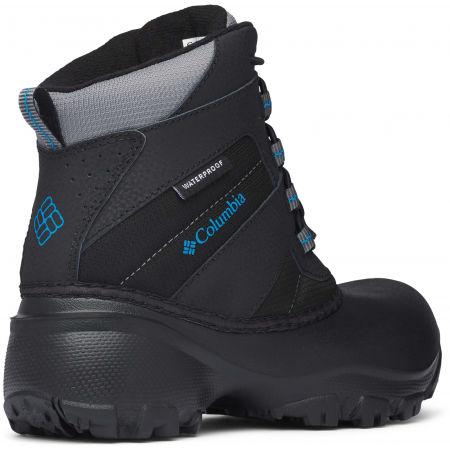 Dětská zimní obuv - Columbia YOUTH ROPE TOW  III - 7
