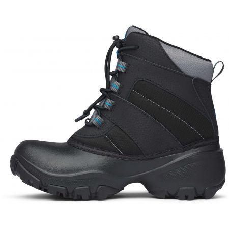 Dětská zimní obuv - Columbia YOUTH ROPE TOW  III - 2